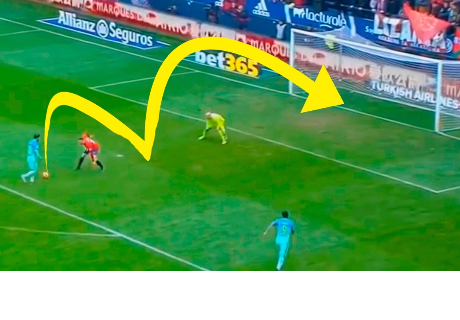 10 goles imposibles que solo Lionel Messi pudo realizar (VIDEO)