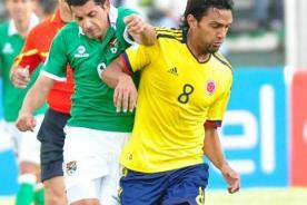 Selección colombiana sufre primera baja para el choque ante Perú