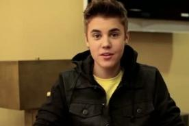 Justin Bieber: Yo soy quien tiene la última palabra sobre mi carrera