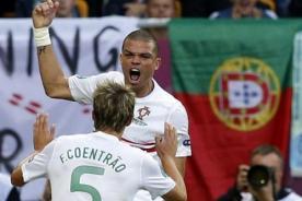 Eurocopa: Pepe y Coentrao estarán en semis ante España