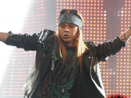 Video: Axl Rose peruano impresionó con Sweet Child O' Mine en Yo Soy