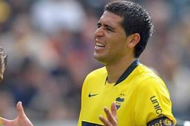 Boca Juniors: Juan Román Riquelme no jugará en Argentina