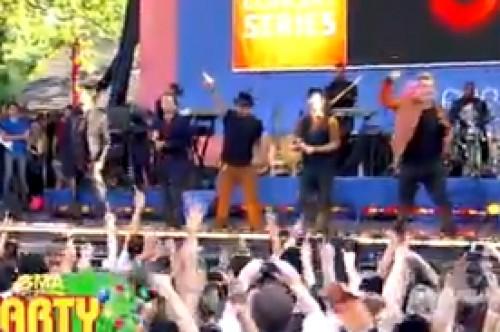 Backstreet Boys: Los cinco vuelven a cantar juntos tras 6 años (Videos)