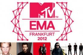 MTV EMA 2012: David Guetta y Skrillex se enfrentan en nueva categoría