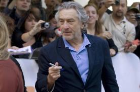 Robert De Niro será homenajeado en el festival de cine de Santa Bárbara