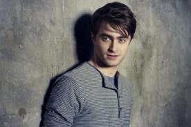 Daniel Radcliffe se sintió inseguro tras el final de Harry Potter
