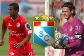 Fútbol Peruano: Sporting Cristal arregló con Diego Penny y William Chiroque