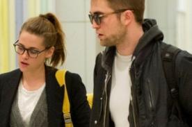 Kristen Stewart y Robert Pattinson arman juntos su árbol navideño