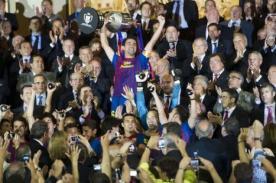 Barcelona elegido mejor equipo del 2012 para la IFFHS