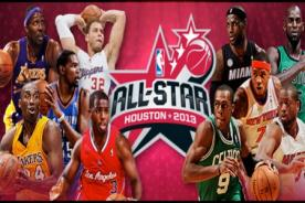 Highlights del NBA All-Star 2013: West vs East (143-138) - All Star Weekend