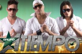 A Tiempo llega a Lima con su gira The Promise