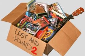 Chargerback: Crean página que reúne los objetos perdidos con sus dueños