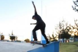 Arequipa y sus mejores puntos para practicar skateboarding - Video
