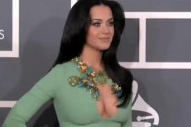 Katy Perry tendrá su estrella en el Paseo de la Fama de Hollywood