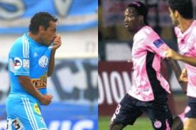 Video de goles: Pacífico FC vs Sporting Cristal (1-1) - Descentralizado 2013