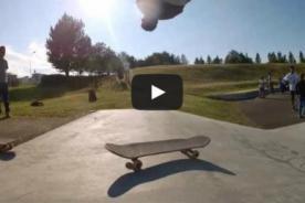 VIDEO: Niño podría ser uno de los mejores skaters en el futuro