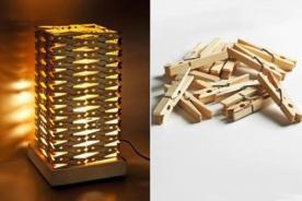 Creatividad: Transforma viejas pertenencias en inesperados muebles