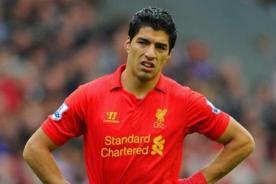Liverpool sanciona a Luis Suárez por querer dejar el club