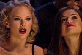 MTV VMA 2013: Taylor Swift mandó a callar a One Direction - VIDEO