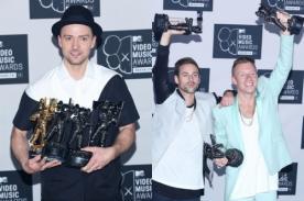 Lista de ganadores de los MTV Video Music Awards 2013