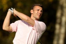 Andrei Shevchenko y su nueva pasión: El golf