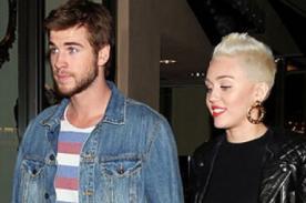 Liam Hemsworth piensa que Miley Cyrus sería un fracaso como Britney Spears