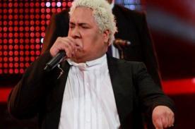 'Zambo Cavero': Si gana Axl Rose es porque el público le dio sus votos