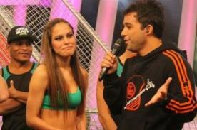 Carolina Gamarra denunciará a Combate por maltratos