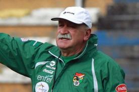 Técnico de Bolivia: Al igual que Perú alinearemos gente joven