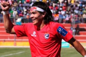 Ramón Rodríguez: Mi objetivo es ser goleador del Descentralizado 2013