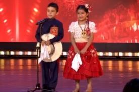 Video: Niños sorprendieron bailando marinera en 'Bélgica Tiene Talento'