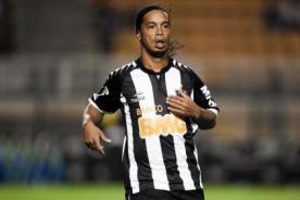 Ronaldinho está cada vez más cerca del Mundial de Clubes