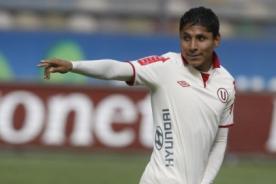 Raúl Ruidíaz: No es mi prioridad terminar como goleador