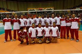 Voley: Perú vs Colombia por medalla de oro en Juegos Bolivarianos 2013
