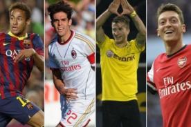 Champions League: Programación de los partidos para hoy