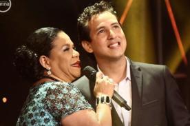 La Voz Perú: Eva Ayllón quedó rendida ante Javier Arias - Video