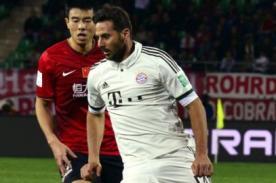 Mundial de Clubes: Claudio Pizarro logró nuevo récord con el Bayern Múnich