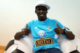 Luis Advíncula: Sporting Cristal peleará el título