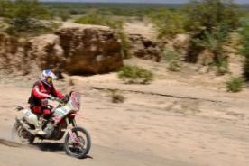Dakar 2014: Peruanos disputan hoy la décima etapa