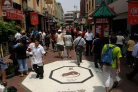 Barrio Chino: Calle Capón de Lima celebra el Año Nuevo Chino 2014