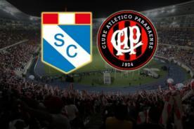 Copa Libertadores: Sporting Cristal Vs Paranaense en vivo por Fox Sport