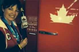 Sochi 2014: Máquinas expendedoras regalan cervezas en la Villa Olímpica - VIDEO