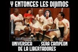 Copa Libertadores: Difunden ocurrentes memes tras la derrota de Universitario