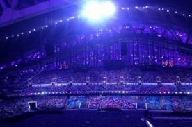 Sochi 2014: El aro olímpico que no se abrió reaparece en la clausura