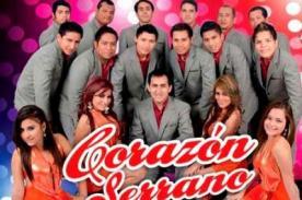 Corazón Serrano brindó concierto en Chile tras ausencia de Edita - VIDEO