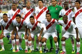 Selección Peruana: Equipo volvió a descender en el ranking de la FIFA