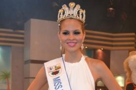 Jimena Espinoza: No voy a ceder mi corona por nada del mundo