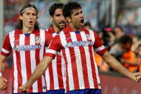 Atlético de Madrid vs. Málaga: Transmisión en vivo por ESPN - Liga BBVA