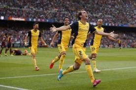 ¡Celébralo Cholo! Atlético Madrid, Rey de España