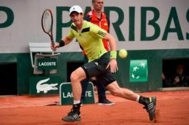 Roland Garros 2014: Andy Murray se instala en siguente ronda